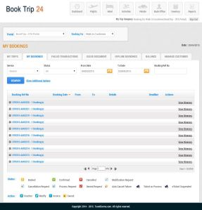 Centralized Booking Management