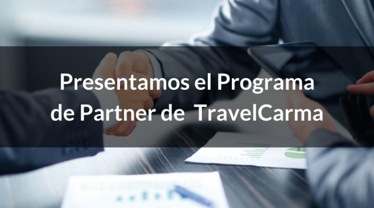 Presentamos el Programa de Partner de TravelCarma