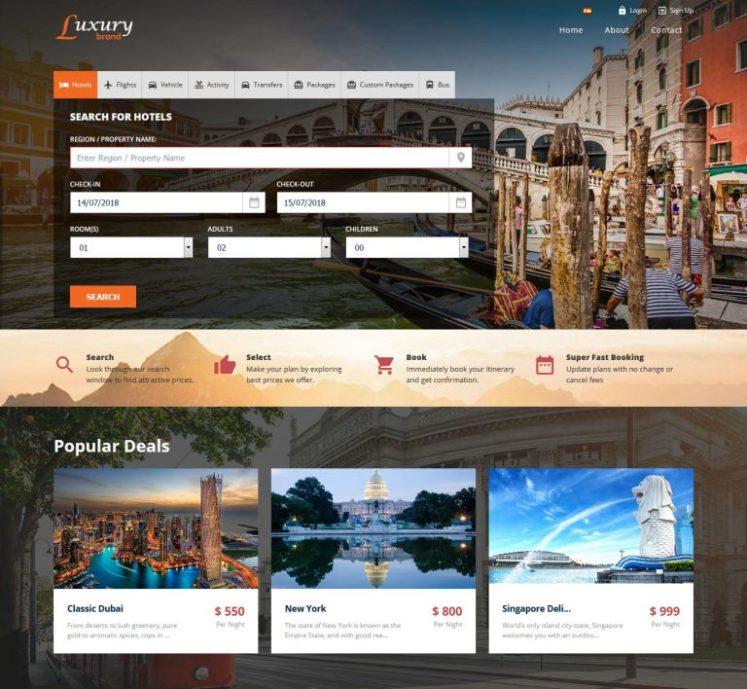 luxurybrand.travelcarma.com